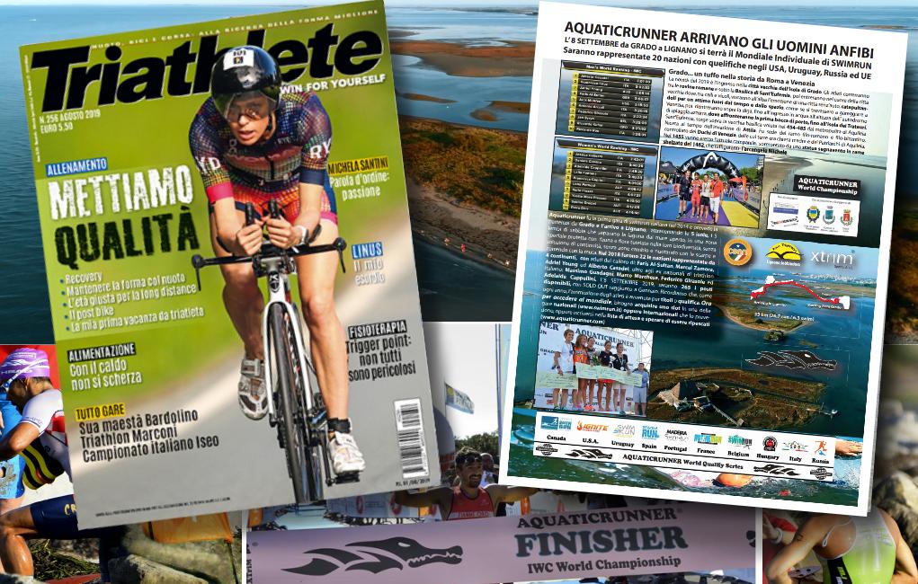 Triathlete Magazine tutti gli articoli 2019